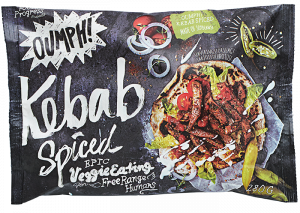 oumph spiced vegan kebab meat