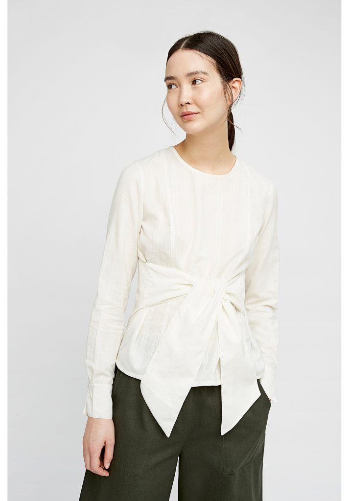 Evangeline Shirt cotton vegan