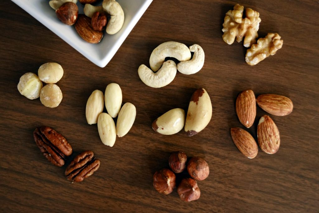 eating brazil nuts for selenium