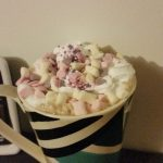 vegan homemade hot chocolate