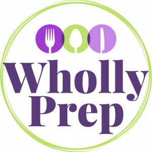 wholly prep vegan nutrition