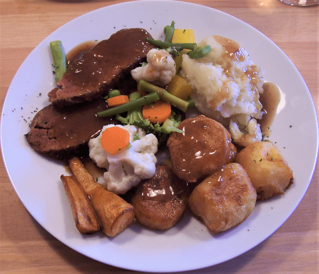 hooper howards vegan sunday lunch roast
