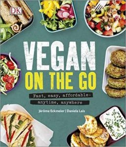 vegan on the go book