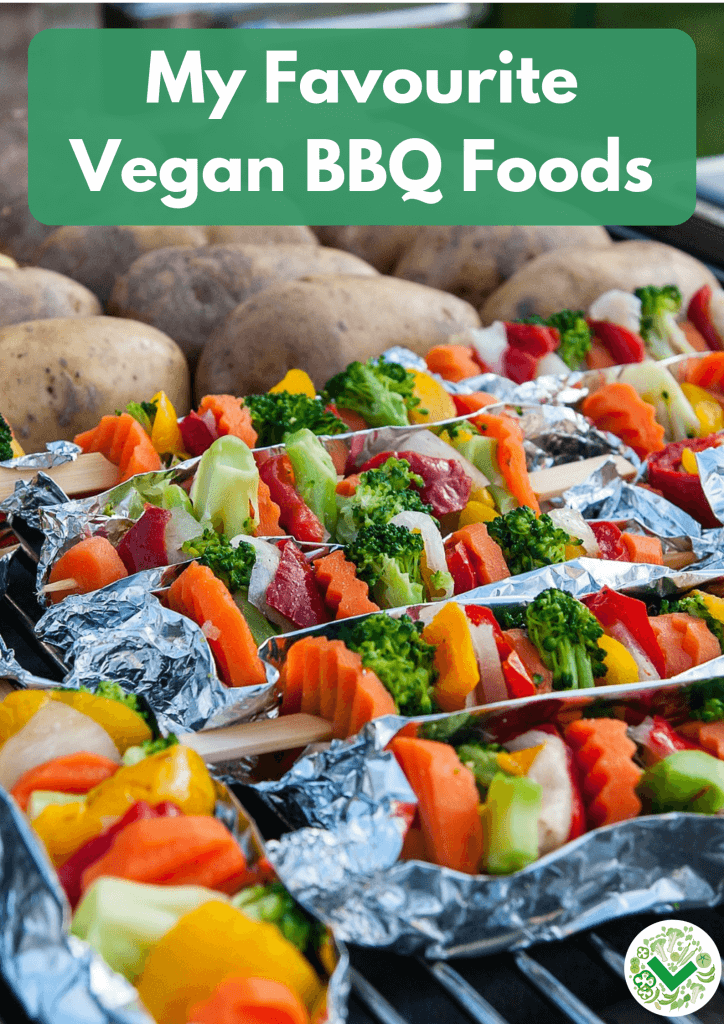 vegan bbq foods