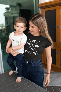 My Vegan Clothing - discount code and plant-based fashion and activism for families and kids