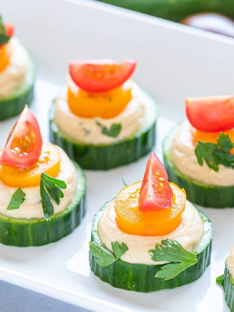 vegan-cucumber-hummus-bites-4 from drive me hungry