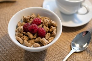 Going Vegan Through Coronavirus pantry breakfast